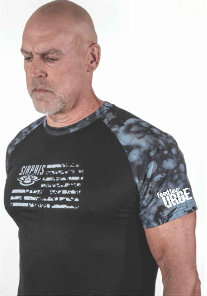 RIPTIDE GRAPHIC SHIRT - FEED YOUR URGE