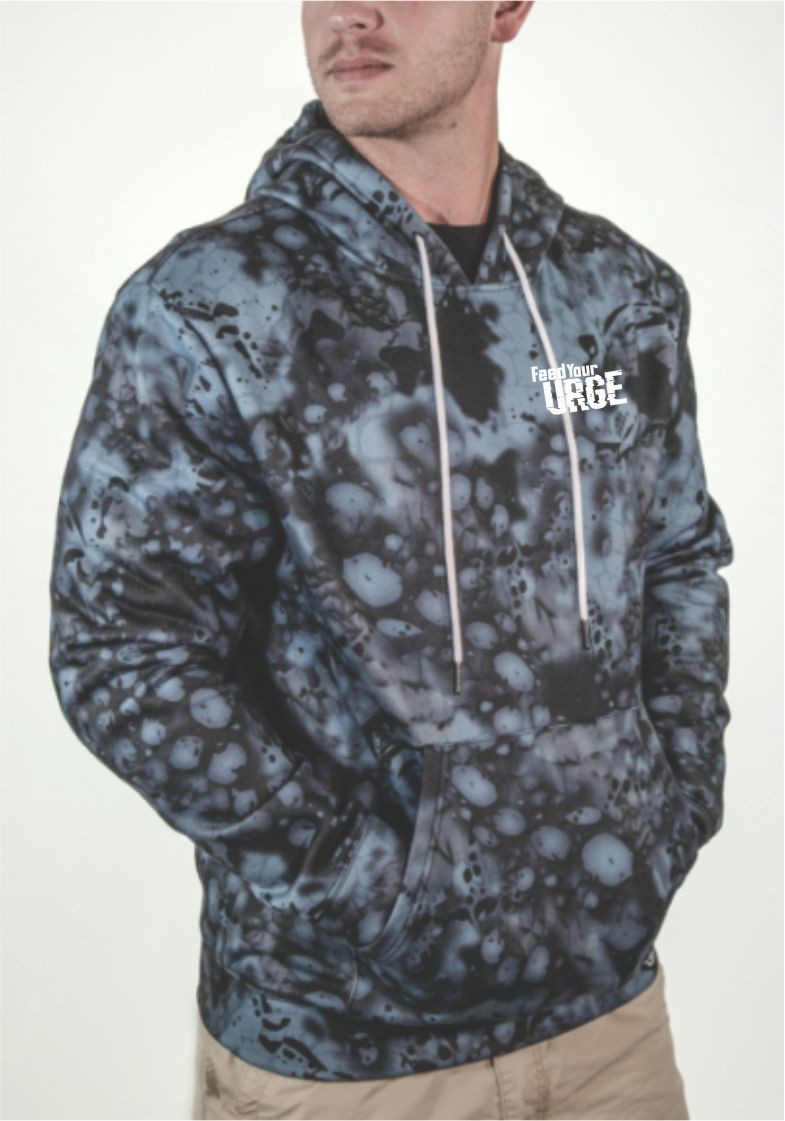 RIPTIDE HOODIE - FEED YOUR URGE