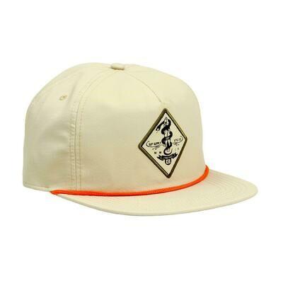 Bote Tread Flat Brim Hat