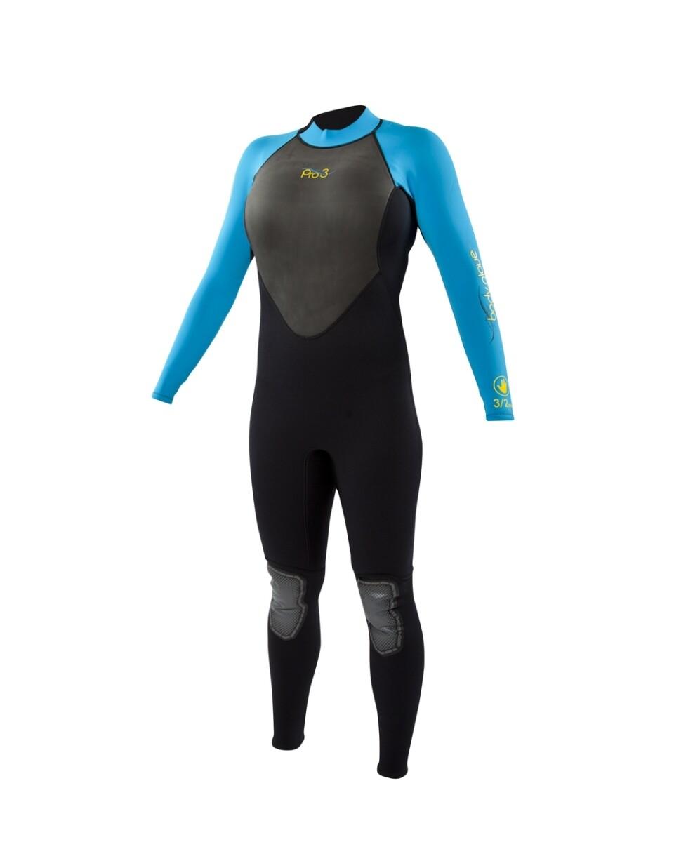 Body Glove - Pro 3 Womens Fullsuit 3/2 Blue