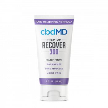 CBD Recover Squeeze - 300 mg - 2 oz
