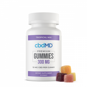 CBD Gummies - 300 mg - 30 Count