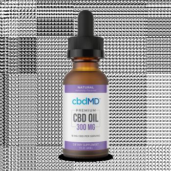 CBD Oil Tincture - Berry - 750 mg - 30 mL