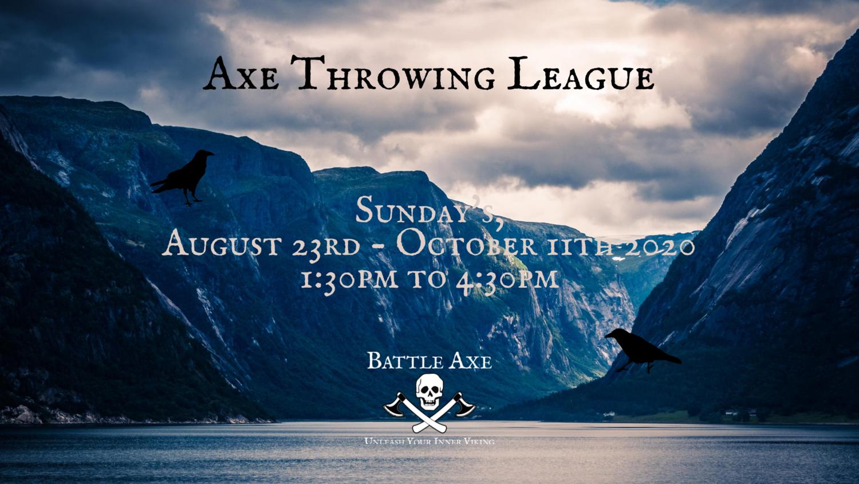 Axe Throwing League