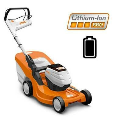Stihl RMA 448 TC Battery Powered Lawnmower