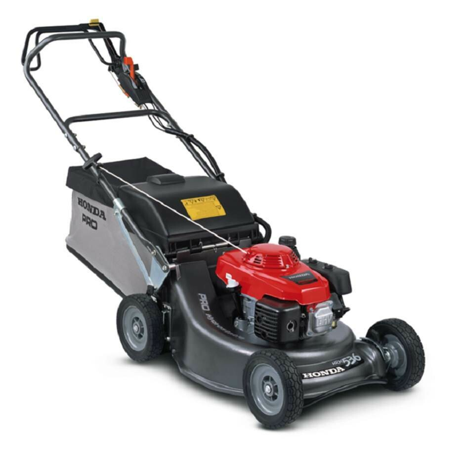 Honda HRH536HXE Lawnmower