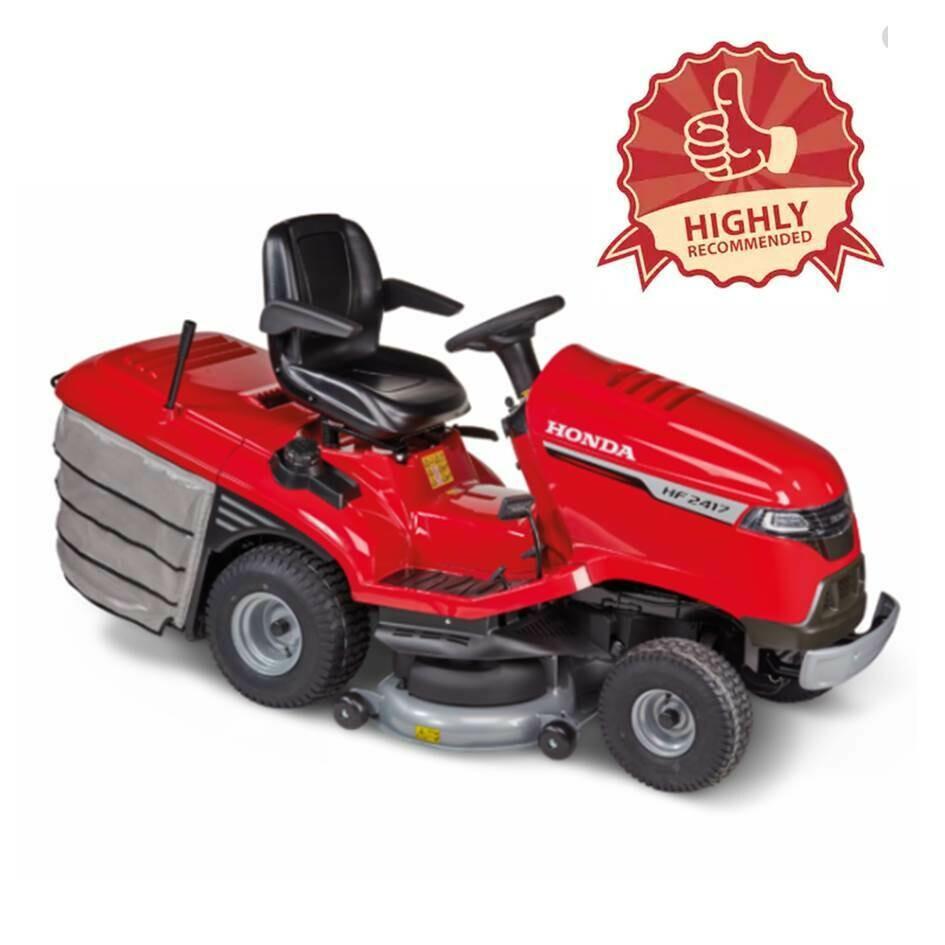 Honda HF2417 HME Tractor Mower