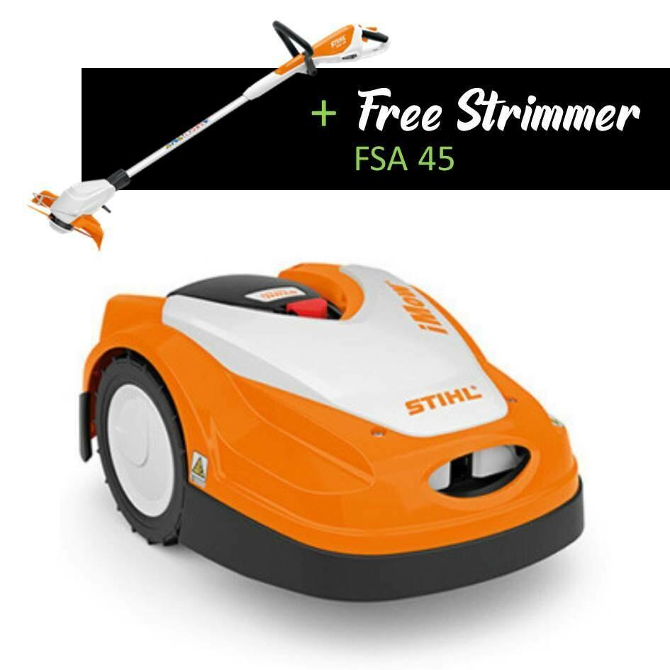 Stihl RMI 422 P Robotic Mower