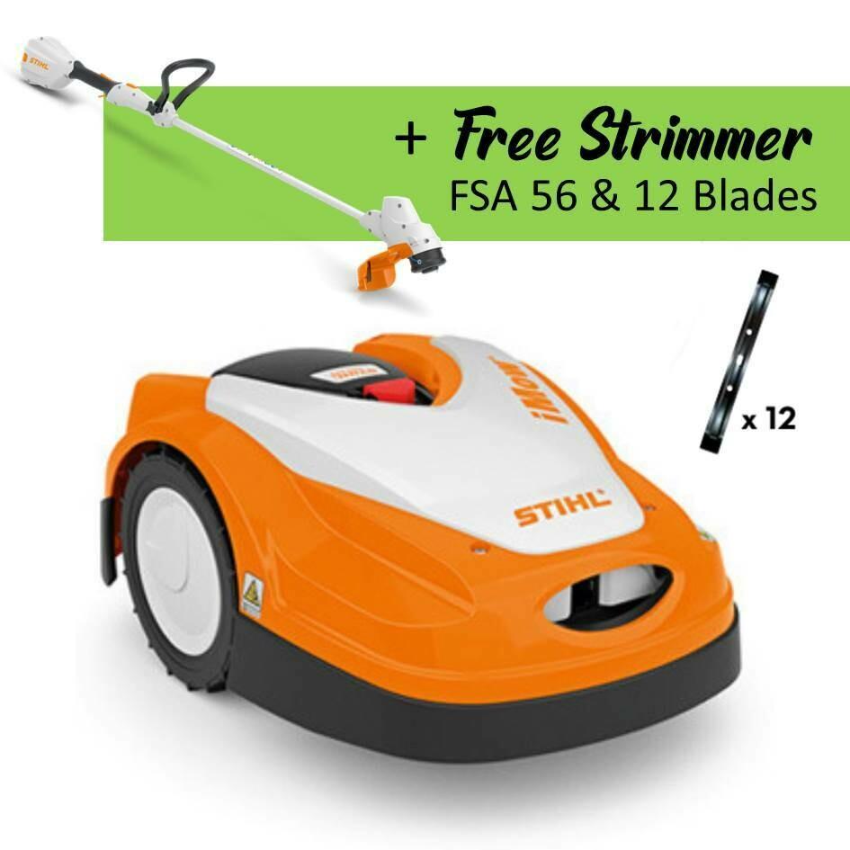 Stihl RMI 632 PC Robotic Mower