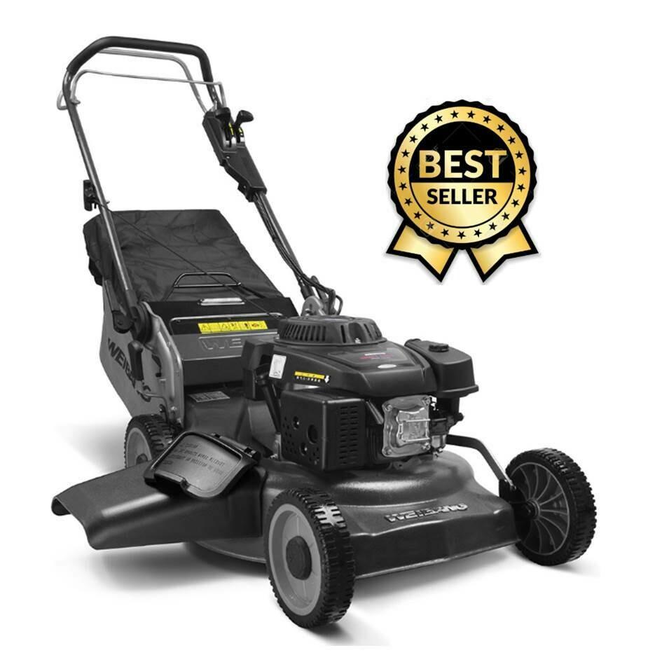 Weibang WB506SCVE 3IN1 Steel Deck Professional Lawnmower