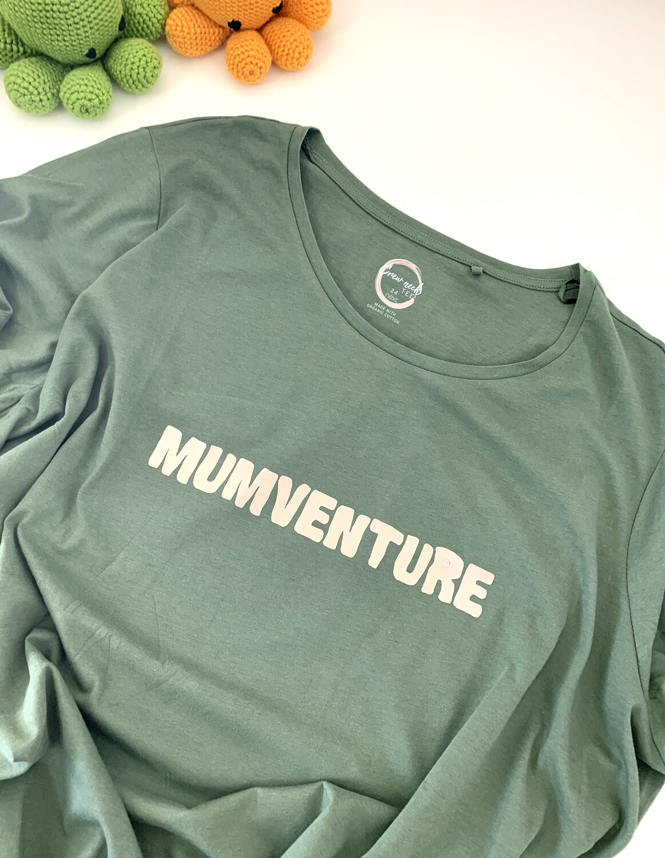 'Mumventure' T-shirt