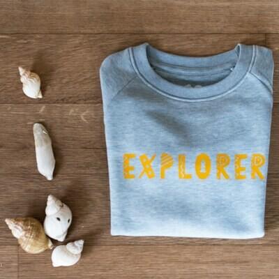 Organic 'Explorer' Jumper