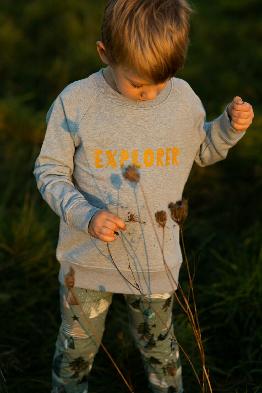 Organic 'Explorer' Sweatshirt