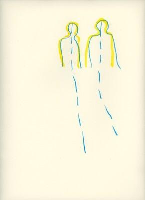 Devenir visible#2, Coline BRUGES-RENARD