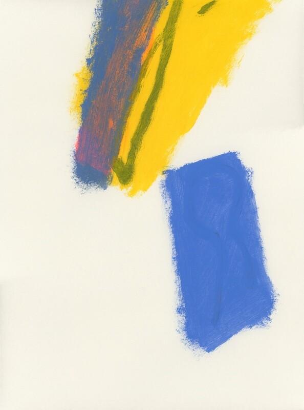Trois couleurs#1, Coline BRUGES-RENARD