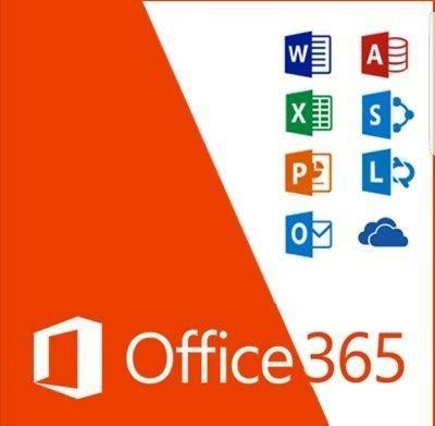 Office 365 Professional PLUS 32 / 64bit illimitato PER 5 PC WINDOWS/MAC