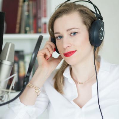 Nagranie spotu reklamowego w wykonaniu lektora Magdalena - Kupon