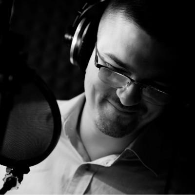 Nagranie zapowiedzi telefonicznych w wykonaniu lektora Piotr - Kupon