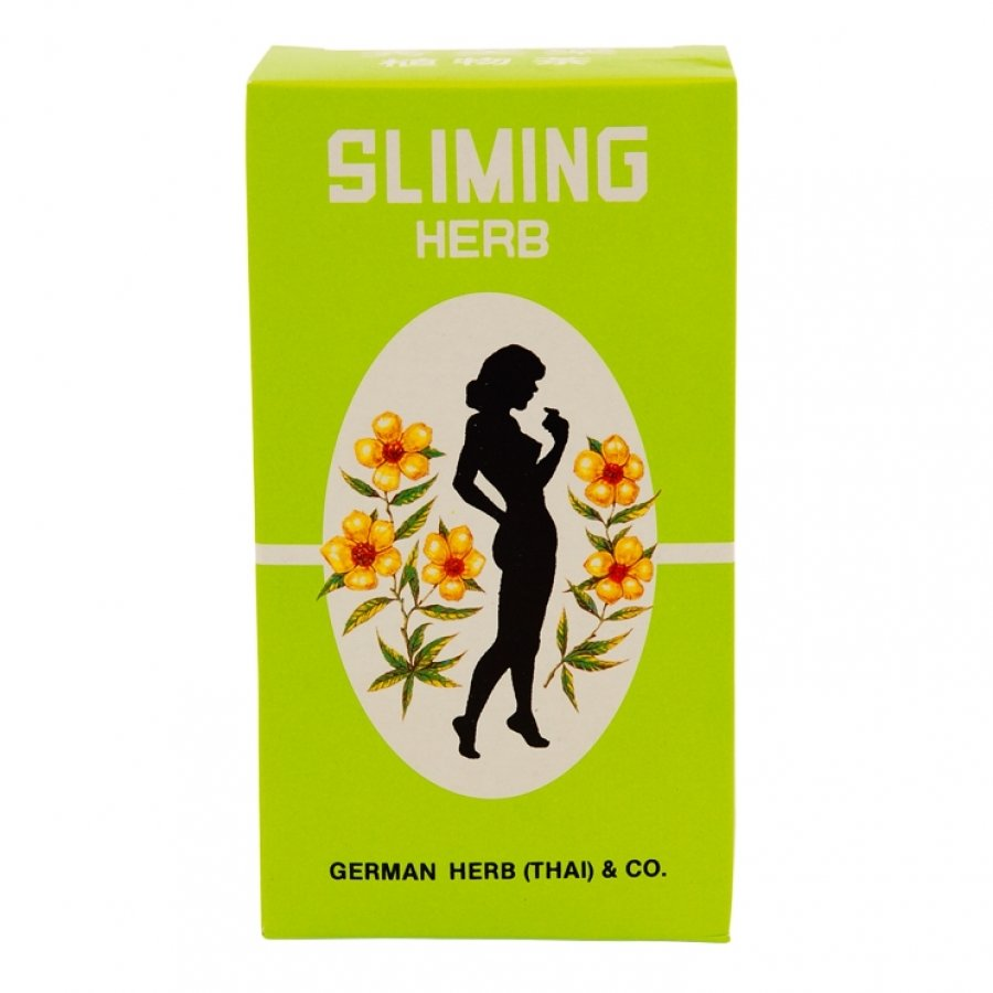 Slimming Herb Inf. Teabags 41g