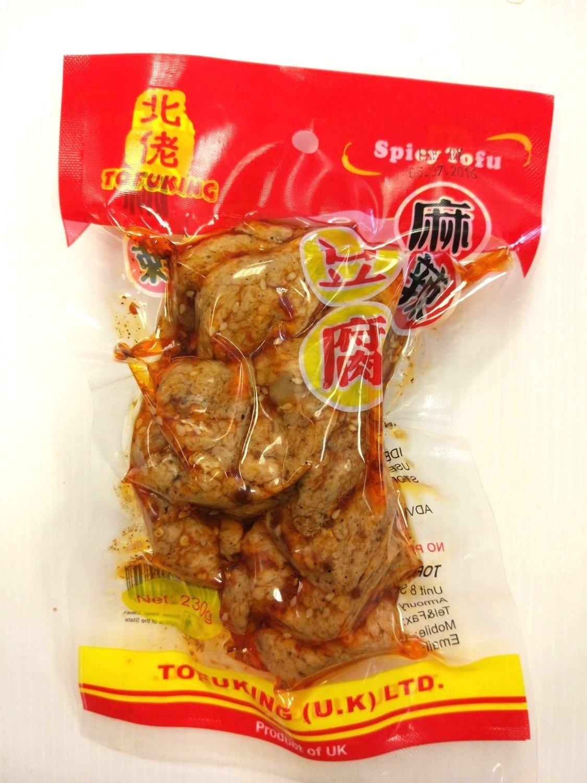 Tofu King Spicy Tofu 230g
