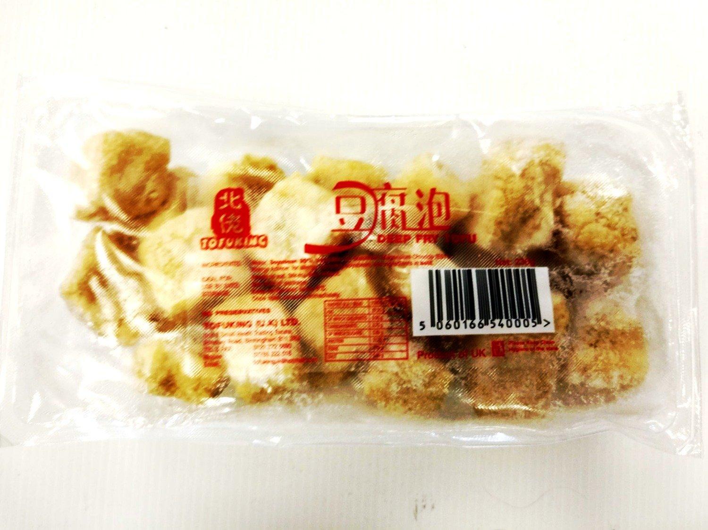 北佬豆腐泡 Tofu King Fried Tofu Cubes 230g