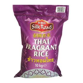 Silk Road Thai Fragrant Rice 10kg
