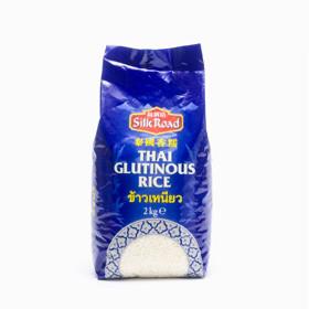 Silk Road Thai Glutinous Rice 2kg
