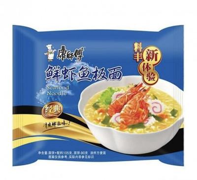 Master Kong Seafood Noodle 95g