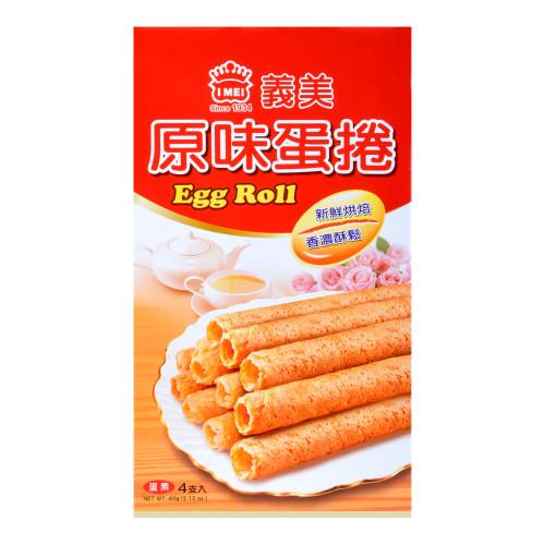 义美原味蛋卷 Imei Egg Roll 60g