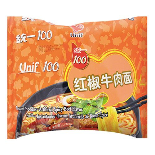 Unif Noodle - Spicy Beef 108g