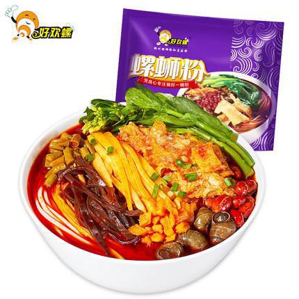 HHL Snail Rice Noodles 300g