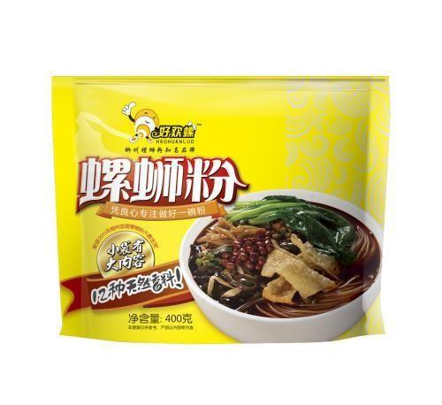 HHL Snail Rice Noodles 400g