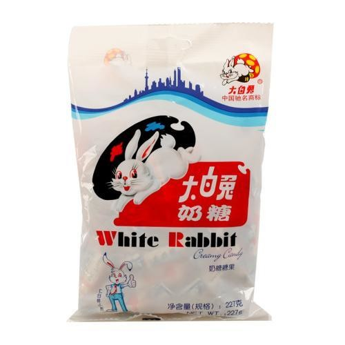 White Rabbit Candy 180g
