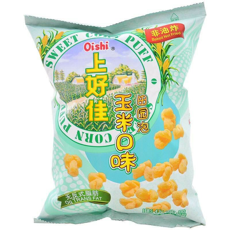Oishi Corn Pops 40g