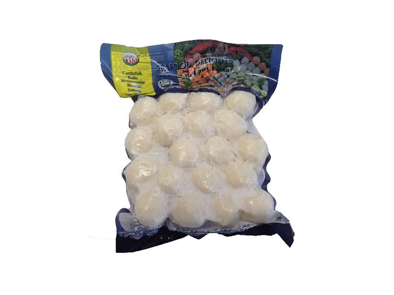 飞哥墨鱼丸 Figo Cuttlefish Fish Balls 400g