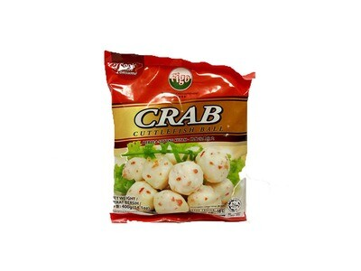 Figo Crab Cuttlefish Fish Balls 400g