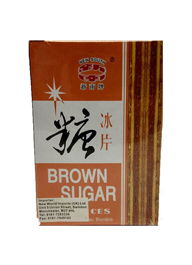 New South Brown Sugar Slices 400g