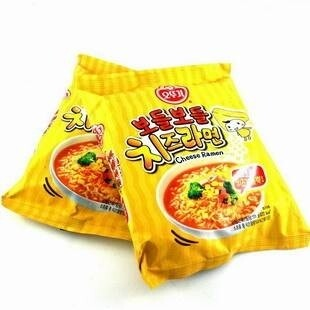 Ottogi Cheese Ramen Noodle 111g