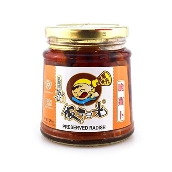 FSG Pickled Radish 280g