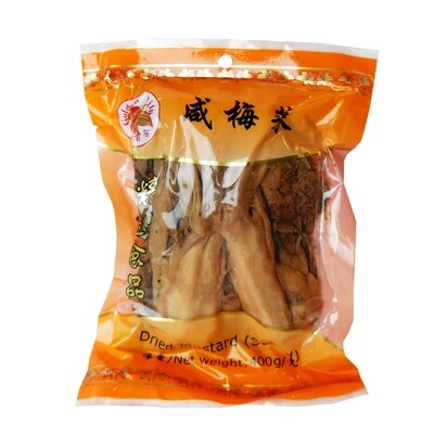 Golden Lily Dried Mustard (Salted) 400g
