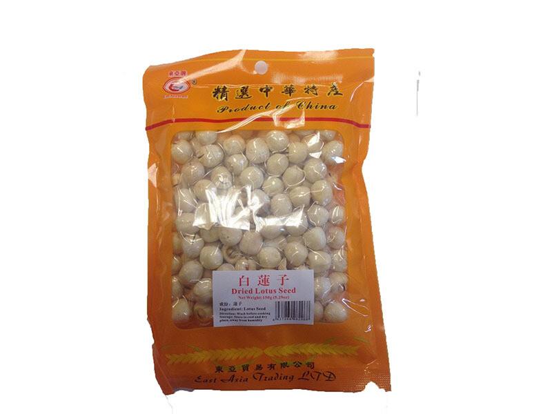 东亚白莲子 EA Dried Lotus Seeds 150g