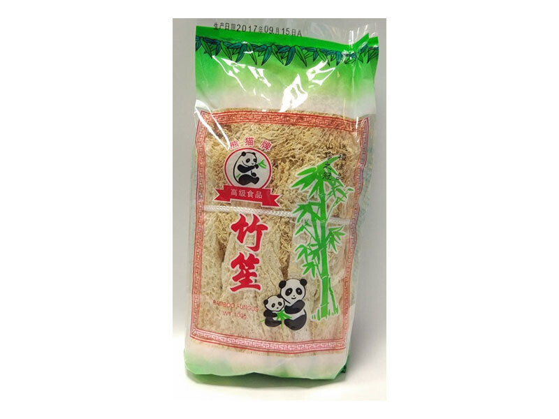 熊猫牌竹笙 Panda Bamboo Fungus 50g