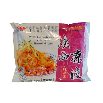 Shanxi Flat Noodle Spicy Flavour 168g