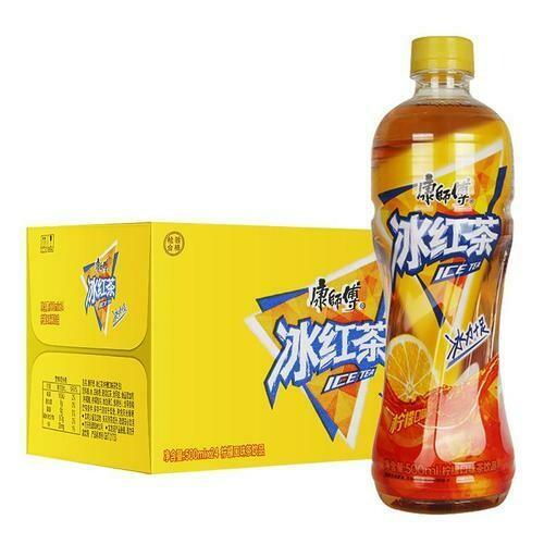 Master Kong Lemon Ice Tea (15 x 500ml)
