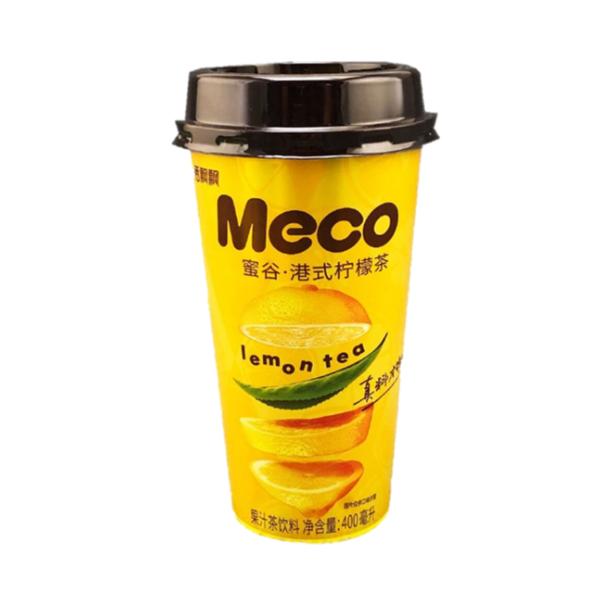 香飘飘蜜谷果汁茶-港式柠檬茶 XPP Tea Drink - Lemon Tea 400ml