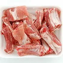 排骨 Sliced Pork Ribs 1kg