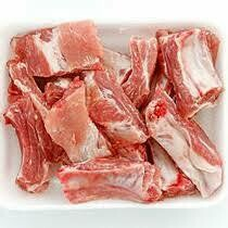 Sliced Pork Ribs 1kg