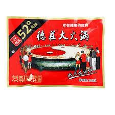 DZ 52' hot pot seasoning 300g