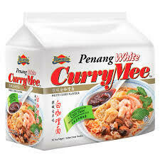 Ibumie Penang White Curry Noodles 105g x 4 packs