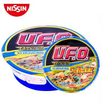 UFO XO Seafood Noodle 123g